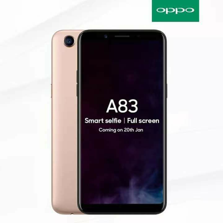 OPPO A83 Scatter